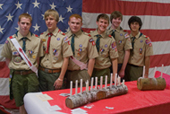Recent Eagle Scouts