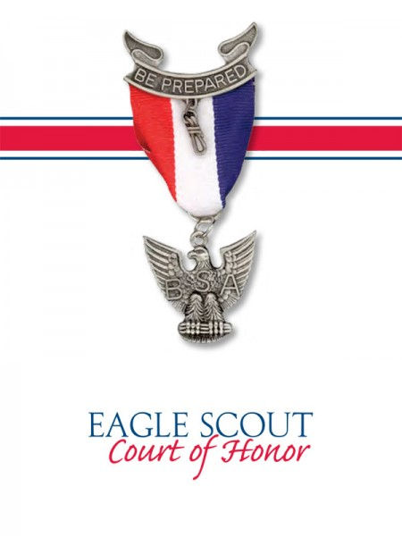 Bsa eagle scout program covers pictures to pin on for Eagle scout court of honor program template